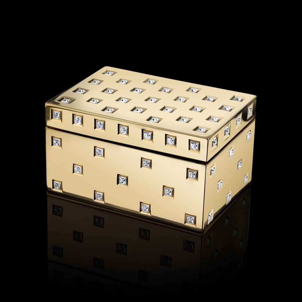 Absis Box - 24k Gold