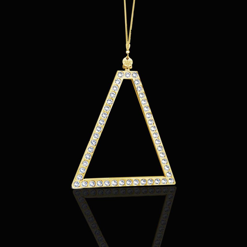 Pyramide Magnus Gold