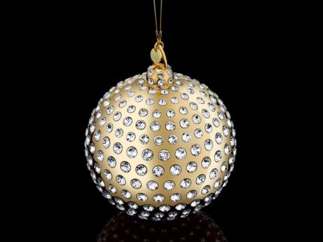 Orbis Globe Luxe 24k gold