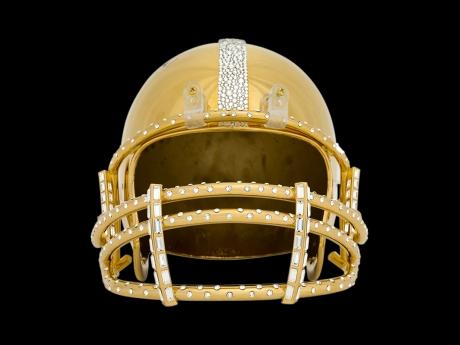 Joe Montana 24k Gold